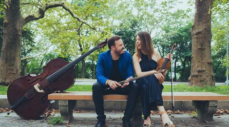 Classics on Hudson: Tessa Lark and Michael Thurber