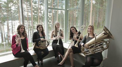 Classics on Hudson: Seraph Brass