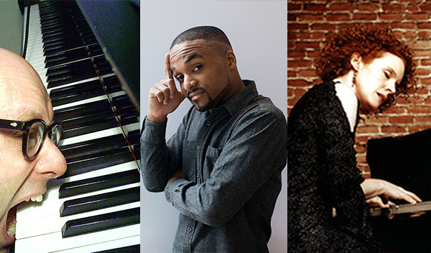 2019 Hudson Jazz Festival: PIANO SUMMIT